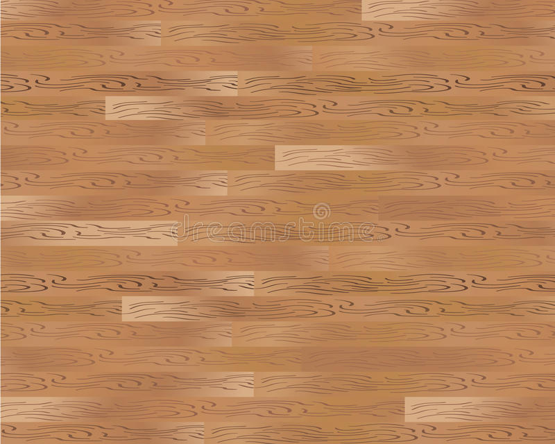 Download Hardwood Floor stock vector. Illustration of carpentry - 18239453
