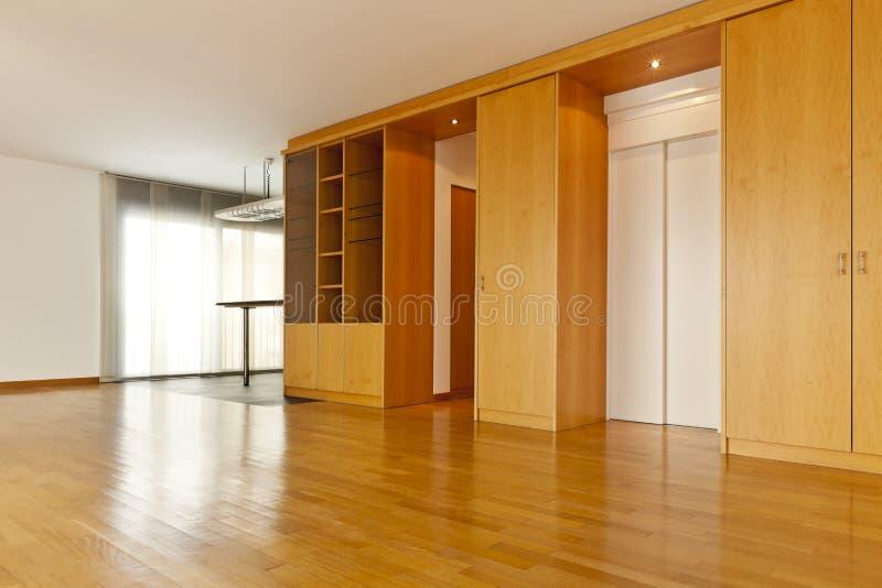 Download Hardwood floor, hall stock image. Image of bright, hall - 23393357