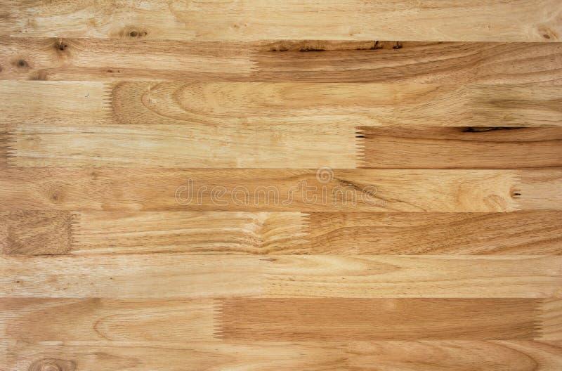 Hardwood maple basketball court floor. Soft wood background texture stock photo
