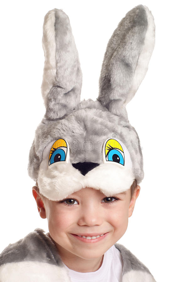Download Hare Boy Royalty Free Stock Photos - Image: 17407508