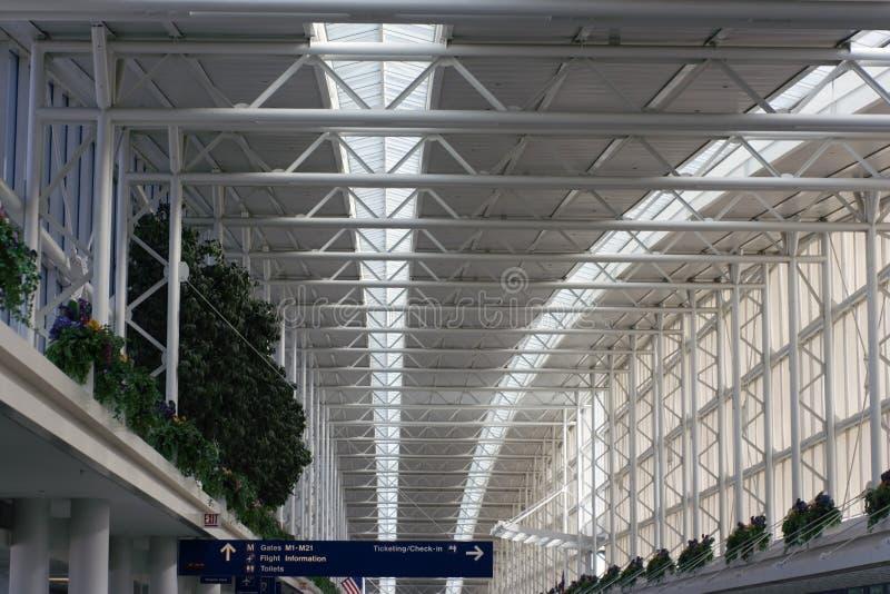 hare portów lotniczych o międzynarodowym zdjęcia royalty free
