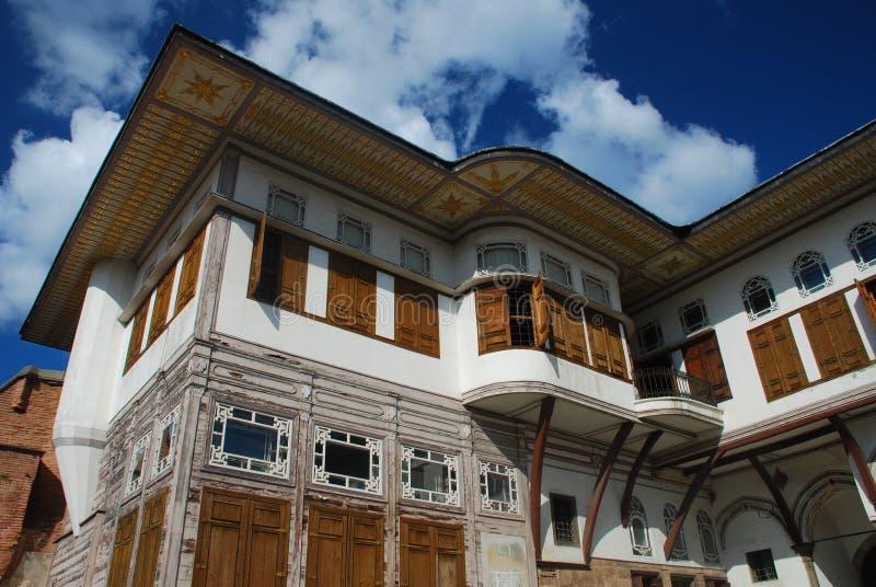 Harem do palácio de Topkapi foto de stock