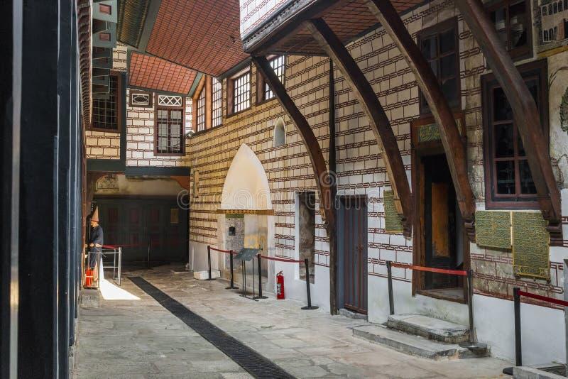 Harem du palais de Topkapi, Istanbul photos libres de droits