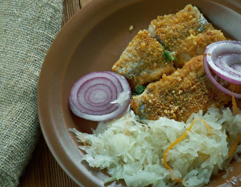 Download Harengs Frits Dans Finlandais Image stock - Image du poissons, mariné: 77151733