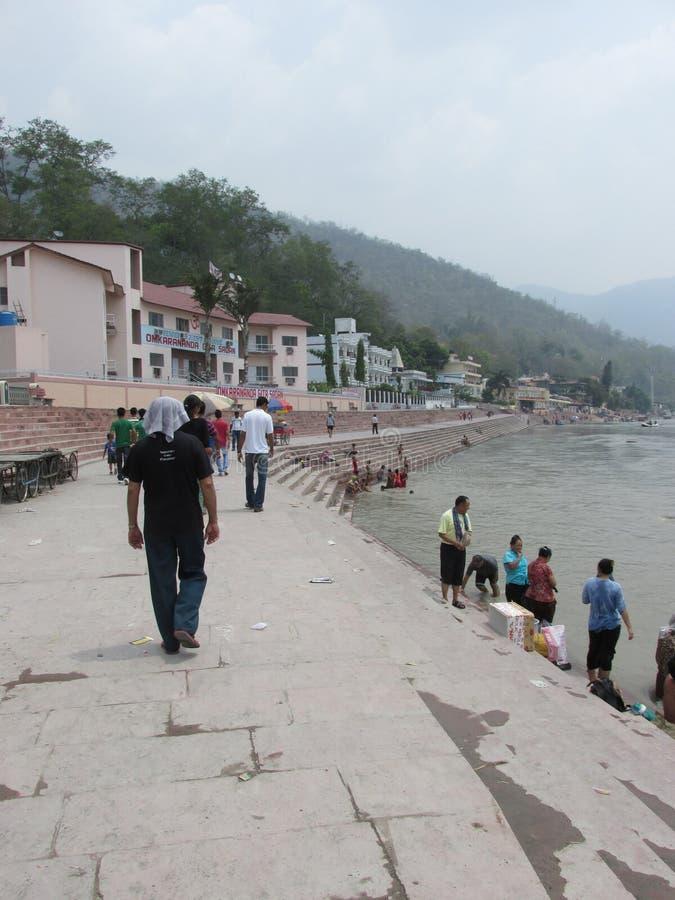 Haridwaar fotografie stock libere da diritti
