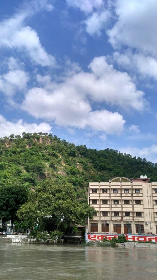 Haridwar bawan de Ekta imagens de stock