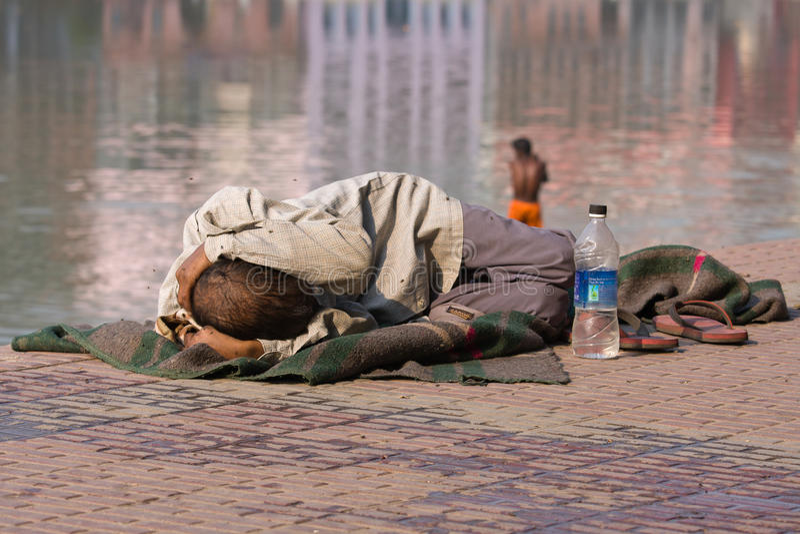 Haridwar, India. fotografie stock libere da diritti