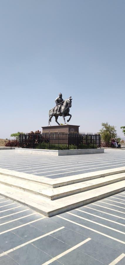 Haritage纪念碑 免版税库存图片