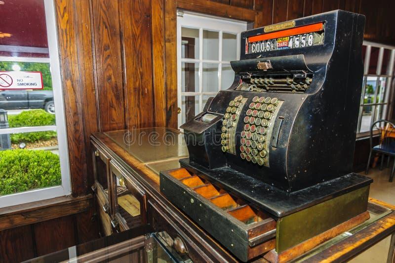 Harland Sanders Café y museo fotografía de archivo libre de regalías