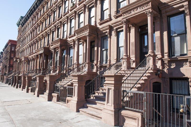 harlem Νέα Υόρκη στοκ φωτογραφίες