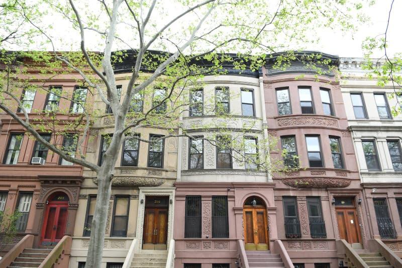 Harlem del oeste, New York City imágenes de archivo libres de regalías