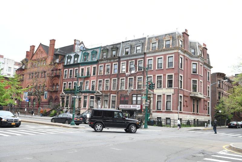 Harlem del oeste, New York City foto de archivo