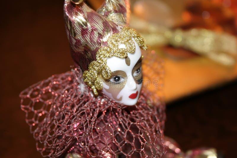 Download Harlequin 2 fotografering för bildbyråer. Bild av maskering - 282965