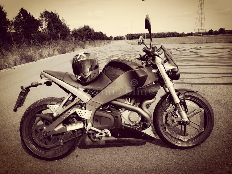 Harley Davidson шлема motocycle Buell стоковые изображения