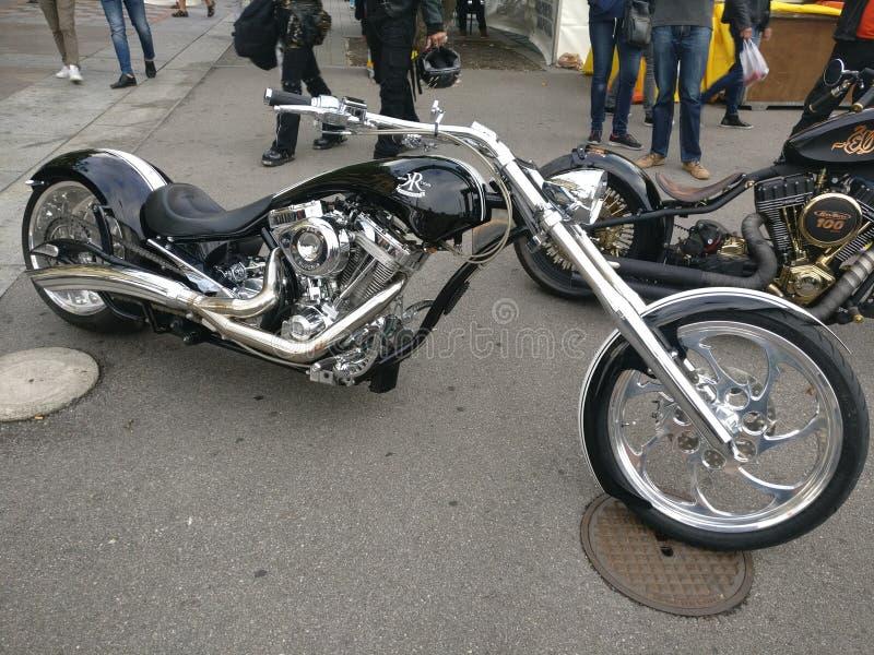 Harley Davidson стоковое фото