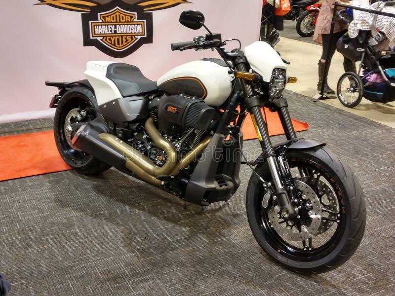 2020 Harley Davidson fotografia stock