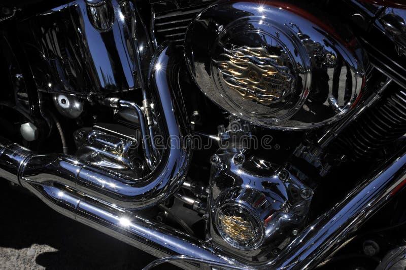 Harley Davidson fotografie stock