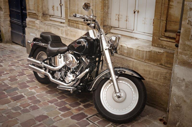 Harley Davidson stock afbeelding