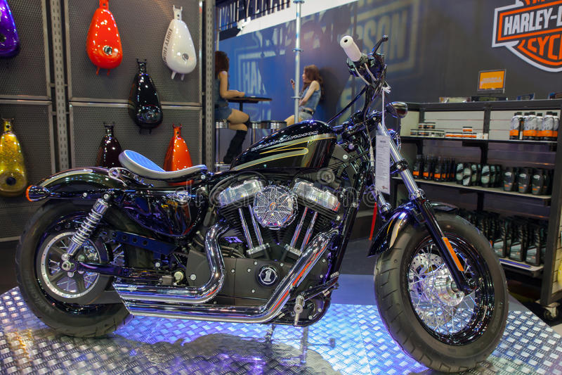 Harley-Davidson fotografia de stock