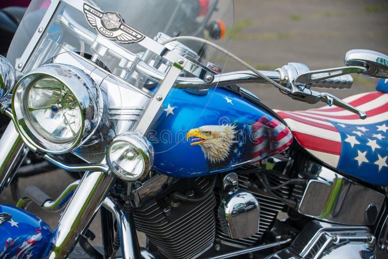 Download Harley Davidson редакционное фотография. изображение насчитывающей американская - 40576617