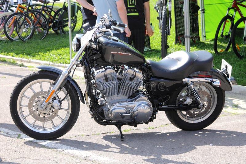 Harley-Davidson royalty-vrije stock fotografie