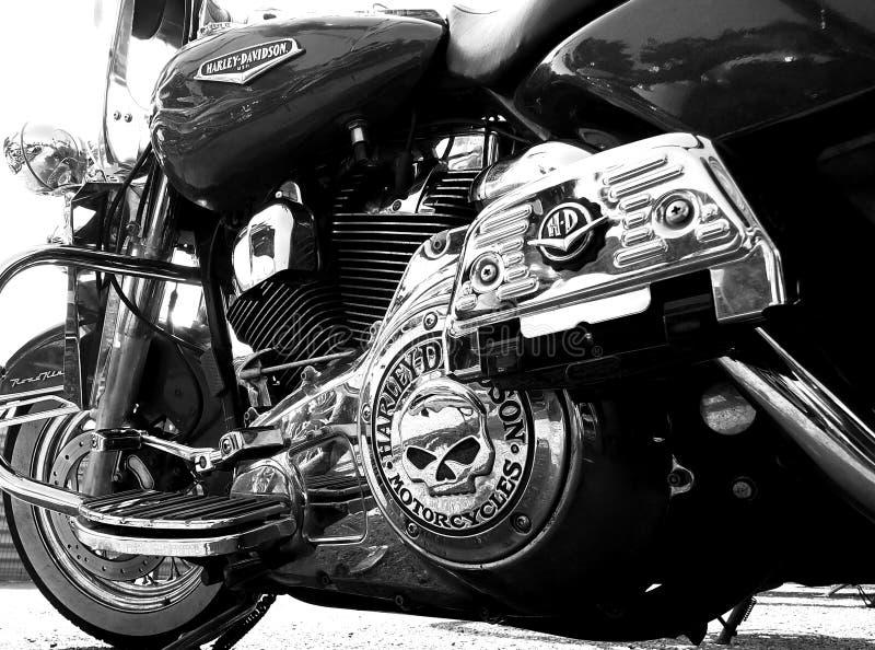 Harley-Davidson stock foto
