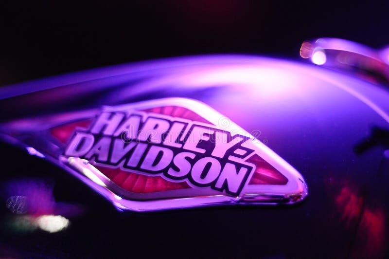 Harley Davidson photographie stock