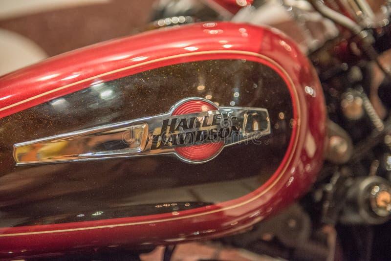Harley Davidson images libres de droits