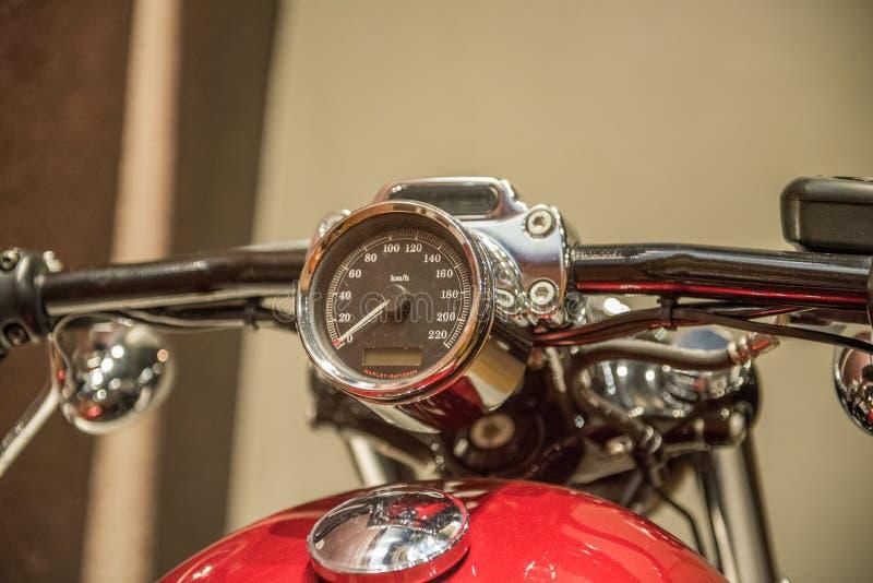 Harley Davidson photographie stock libre de droits