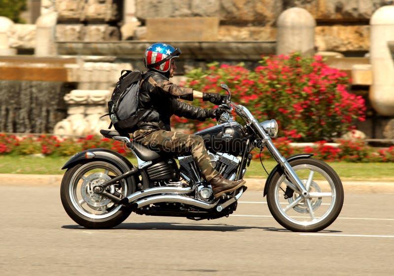 Harley-Davidson Motorcycle royalty free stock images