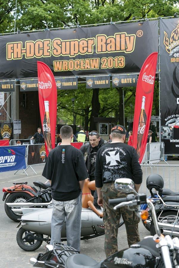 Download Harley Davidson Motorcycle Riders Editorial Stock Image - Image: 31069549