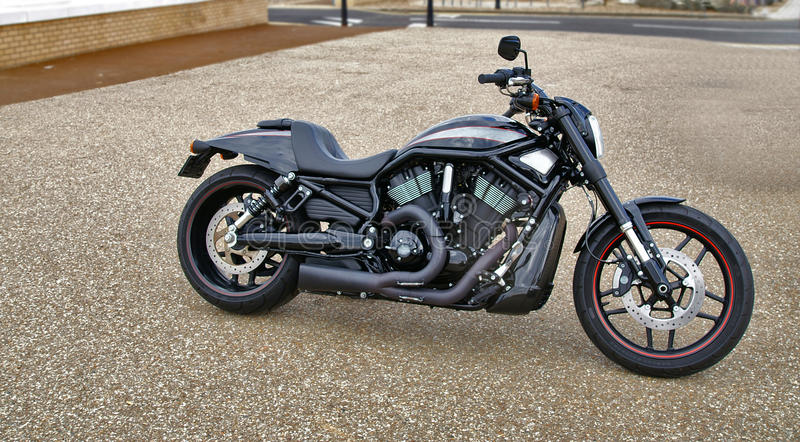 Harley Davidson Power Bike royaltyfri foto