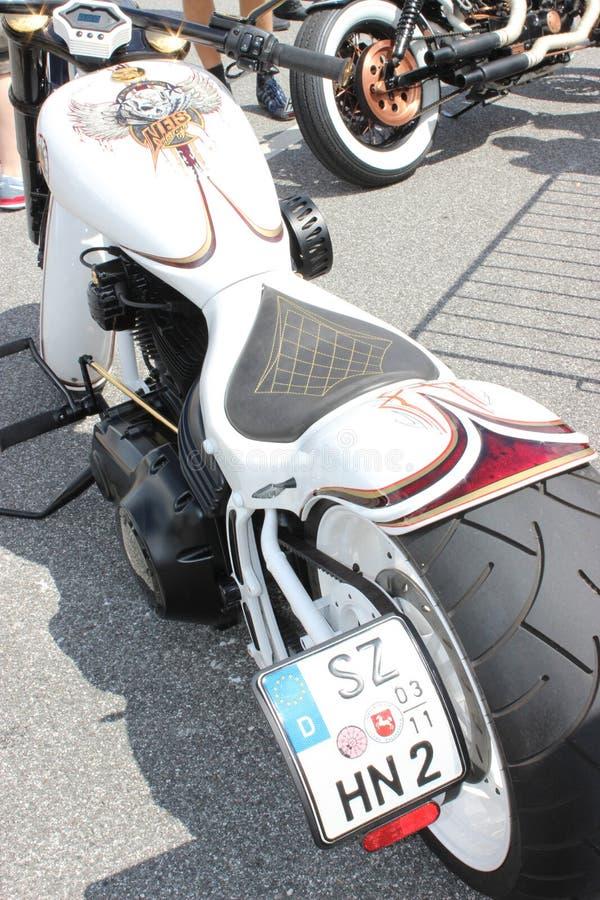 Harley Davidson Tagen 2016, Hambourg photo stock