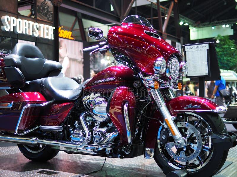 Harley-Davidson Ultra Limited Touring stock image