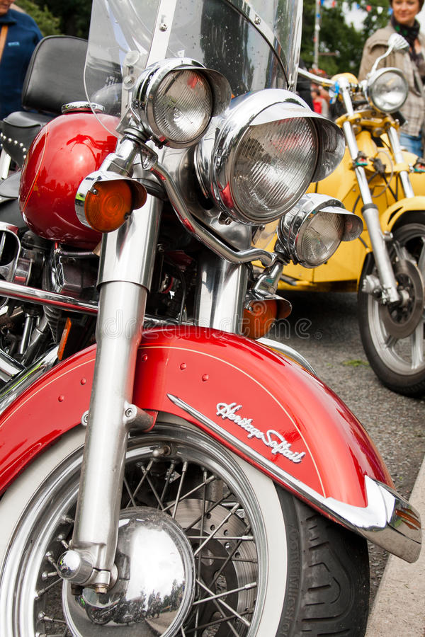 Harley details royalty free stock photos