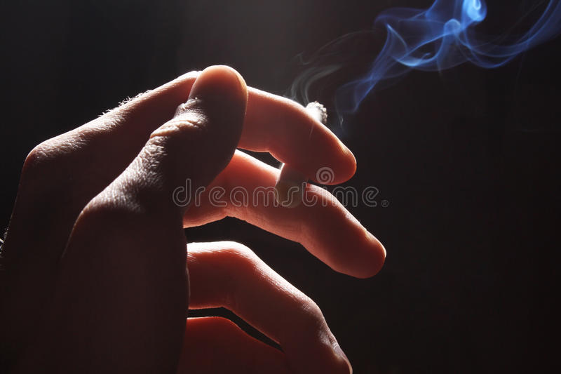 Download Harm of smoking stock photo. Image of relaxation, problem - 17867660