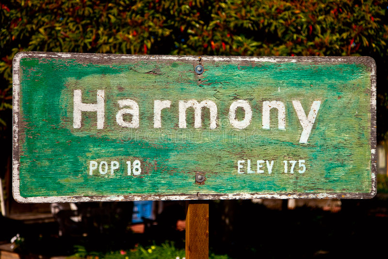 Harmonia foto de stock royalty free