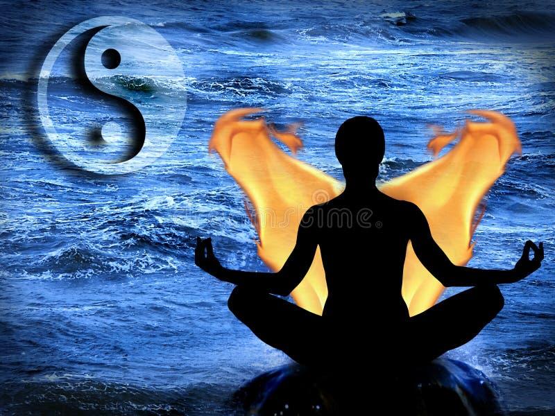 harmonia Yang ying ilustracji