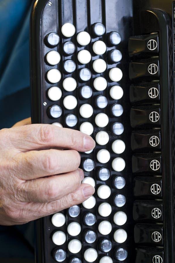 Harmonica stock photo