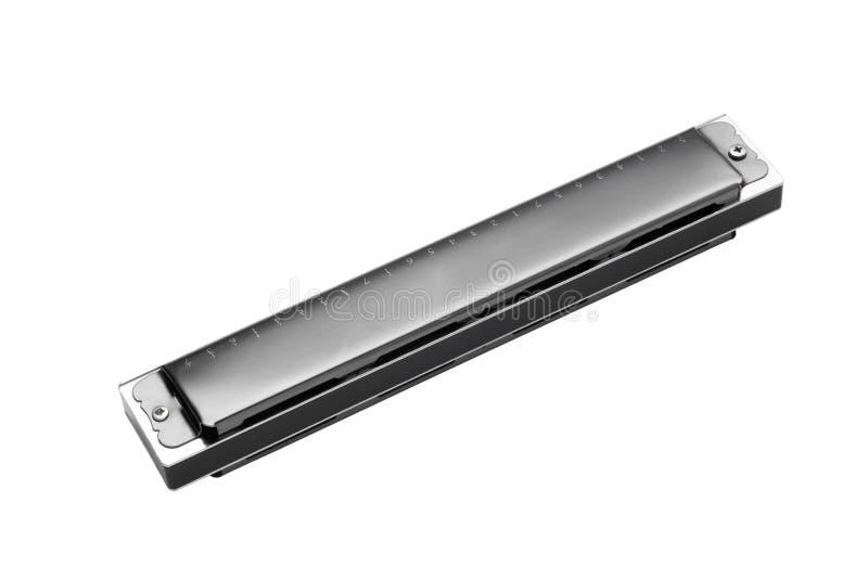 harmonica arkivfoton