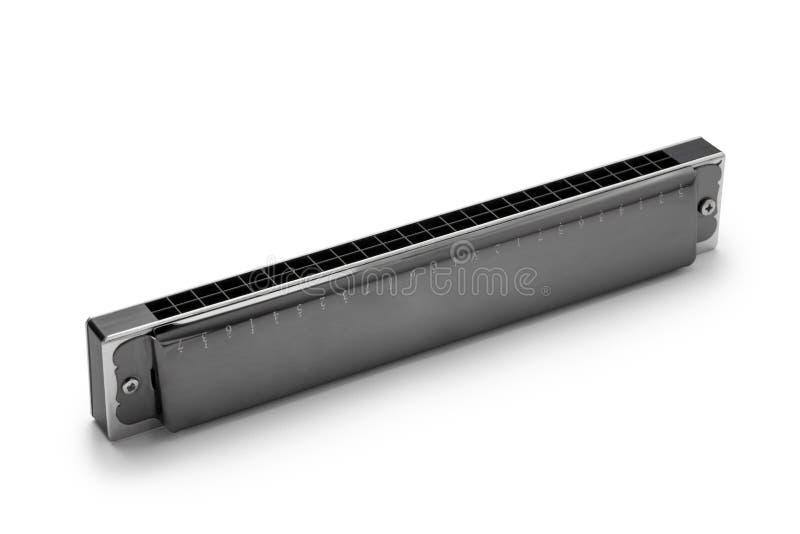 harmonica royaltyfri foto
