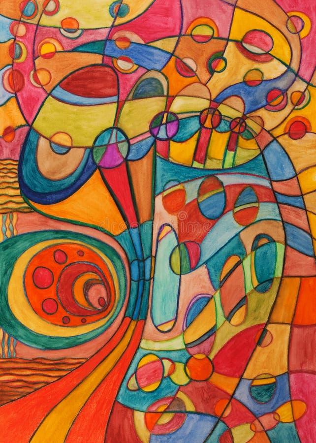 Harmonie stock afbeelding