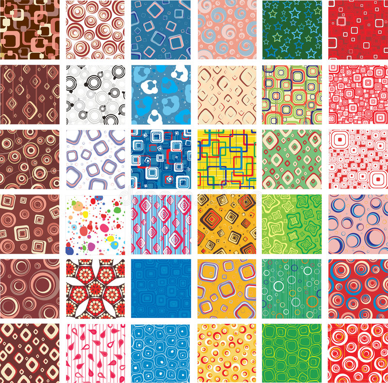 Download Harmonious collection stock illustration. Image of colors - 5714180