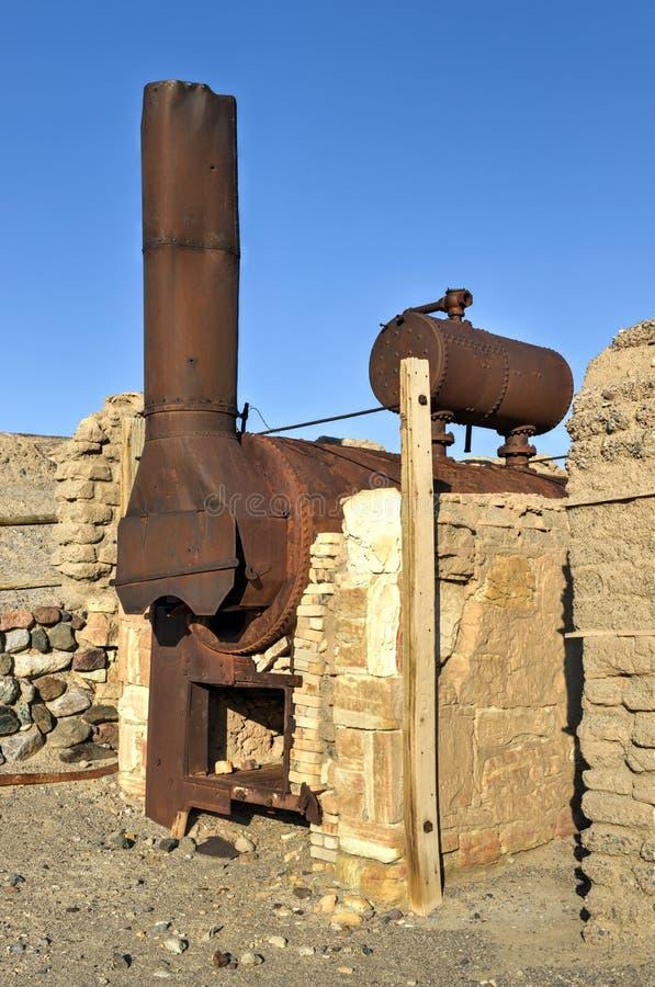 Download Harmony Borax Works, Death Valley Foto de archivo - Imagen de parque, edificio: 42426854