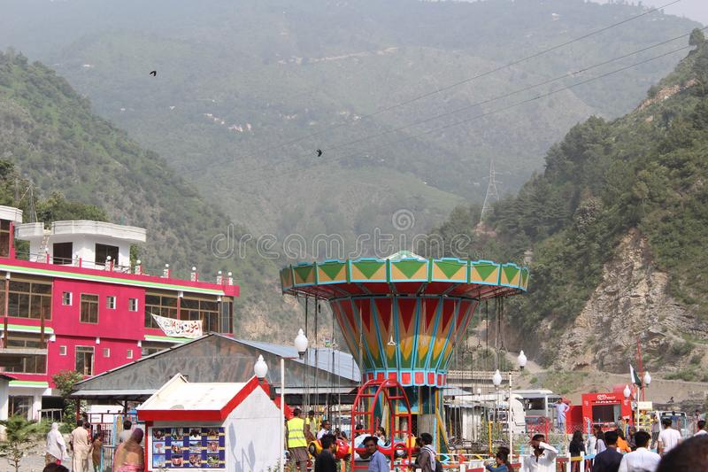 Harno in Pakistan lizenzfreie stockfotografie