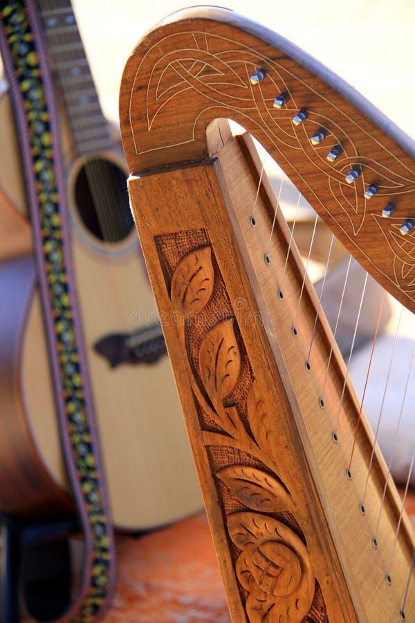 Download Harp stock image. Image of closeup, audio, instrument - 27224091