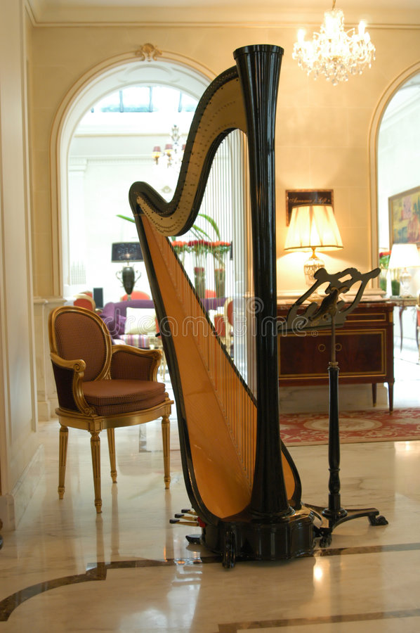 Harp Stock Photos