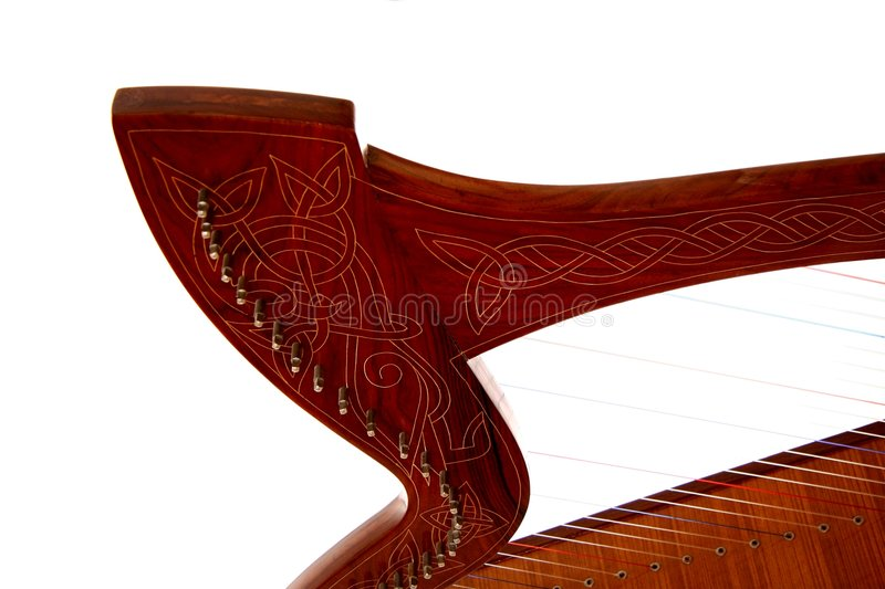 Download Harp stock photo. Image of strings, instrument, sound - 8538430