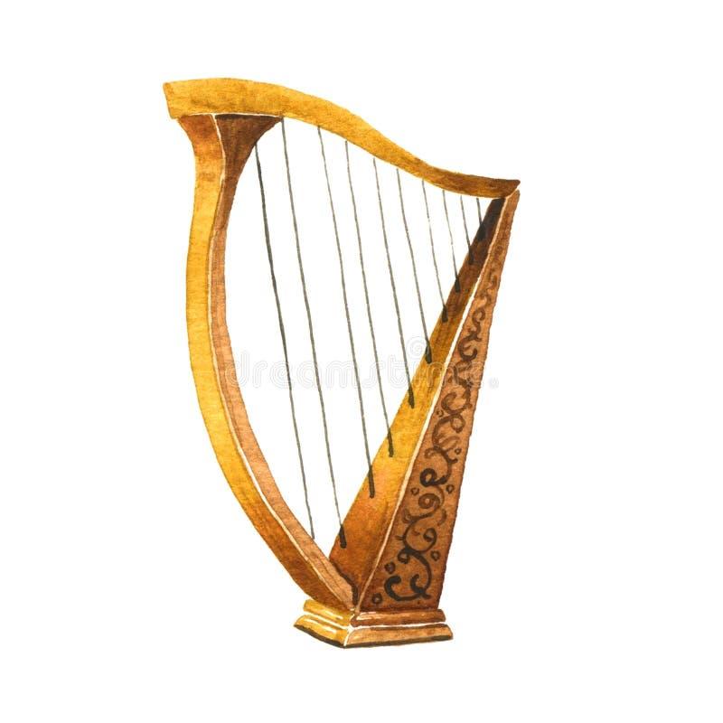 harp royalty-vrije stock fotografie