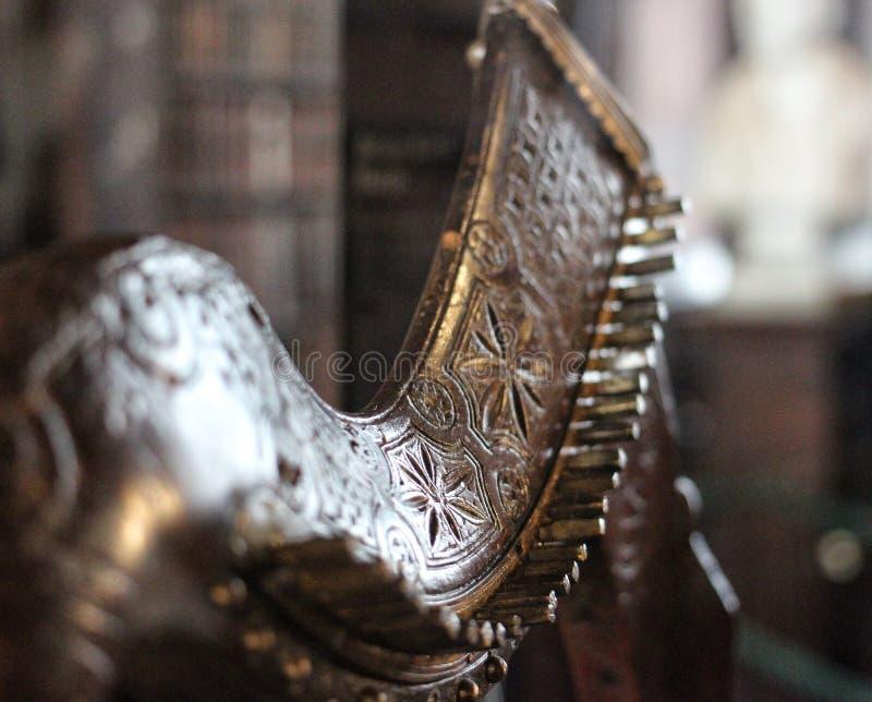 Harp detail royalty free stock photo